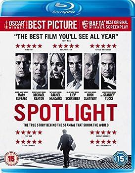 Best spotlight blu ray Reviews