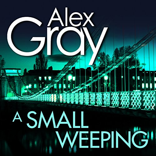 A Small Weeping audiobook cover art