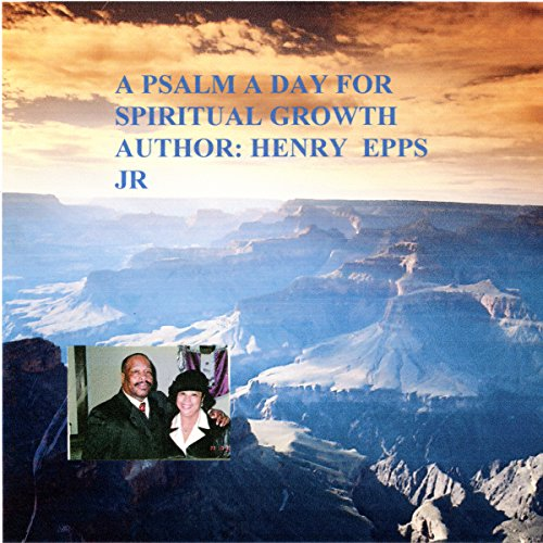 A Psalm a Day for Spiritual Growth audiobook cover art