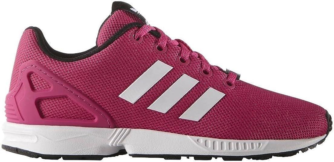 adidas ZX Flux K Equipment Pink White 38 : Amazon.fr: Chaussures ...