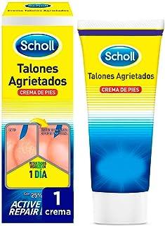 Scholl, Crema de pies para talones agrietados, con urea y