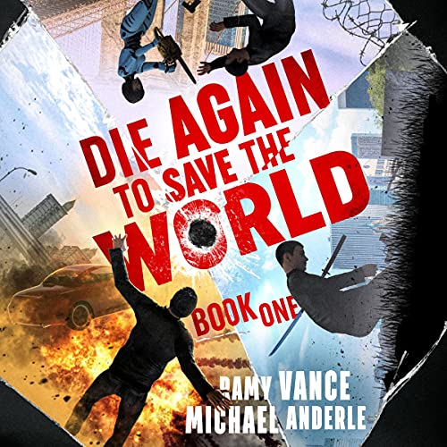 Couverture de Die Again to Save the World