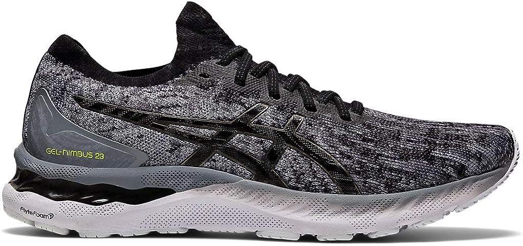ASICS Memphis Mall Men's Gel-Nimbus 23 Knit Inexpensive Running Shoes