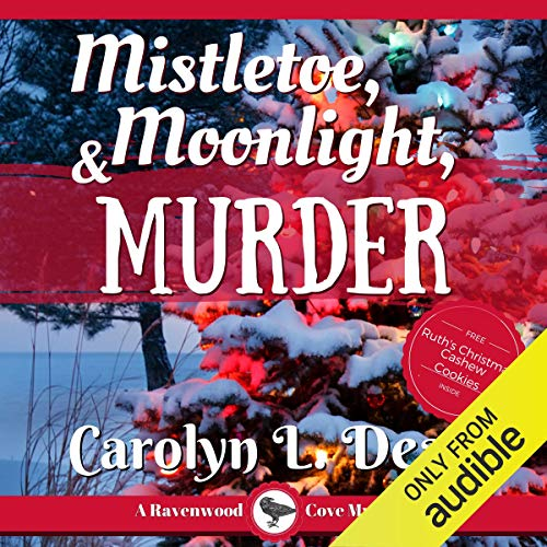 Mistletoe, Moonlight, and Murder cover art