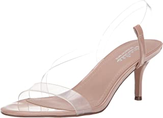 Charles by Charles David Womens 2D19S162 Bermuda Transparent Size: