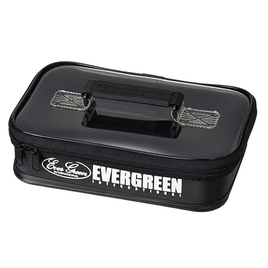 必要ないレザー心からエバーグリーン(EVERGREEN) バッカン EG.インナーバッカン S ブラック