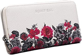 Generic beauty ROHIT BAL Women's Designer Wallet (White)