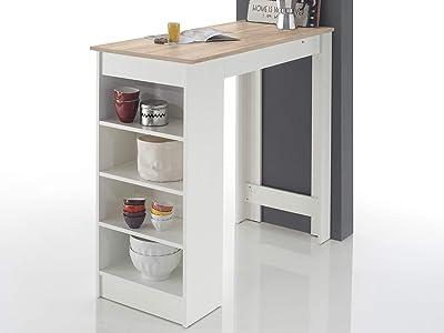 [en.casa] Esstisch Küchentisch - 178x78x77cm