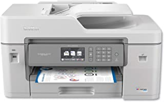 Brother MFC-J6545DWXL INKvestmentTank Color Inkjet All-in-One Duplex Printer - Wireless and Ethernet Connectivity, include...