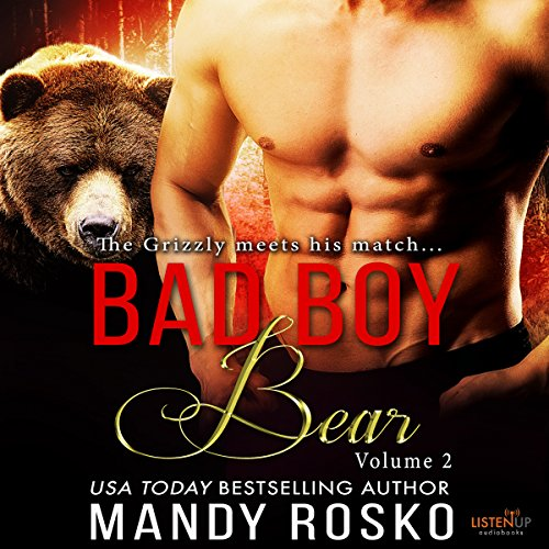 Bad Boy Bear: Volume 2 audiobook cover art