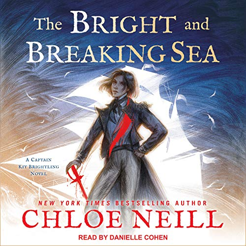 The Bright and Breaking Sea  By  cover art