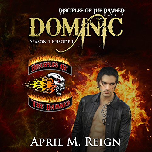 Dominic audiobook cover art