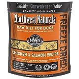 Northwest Naturals Raw Rewards Freeze Dried Nuggets - Dinner for Dogs (Salmon/Chicken)
