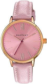 RADIANT Reloj Analógico para Mujer de Cuarzo con Correa en Piel RA429602