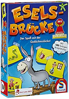 Schmidt Spiele 49242 Eselsbrücke (B004H7RM4O) | Amazon price tracker / tracking, Amazon price history charts, Amazon price watches, Amazon price drop alerts