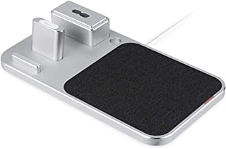 Phone Charging LIJ Qi Standard Quick Wireless Charger 10W, for iPhone, Galaxy, Xiaomi, Google, LG, Apple Pencil, AirPods a...