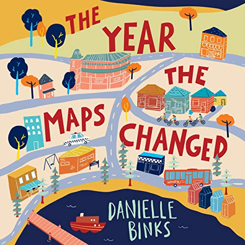 The Year the Maps Changed cover art
