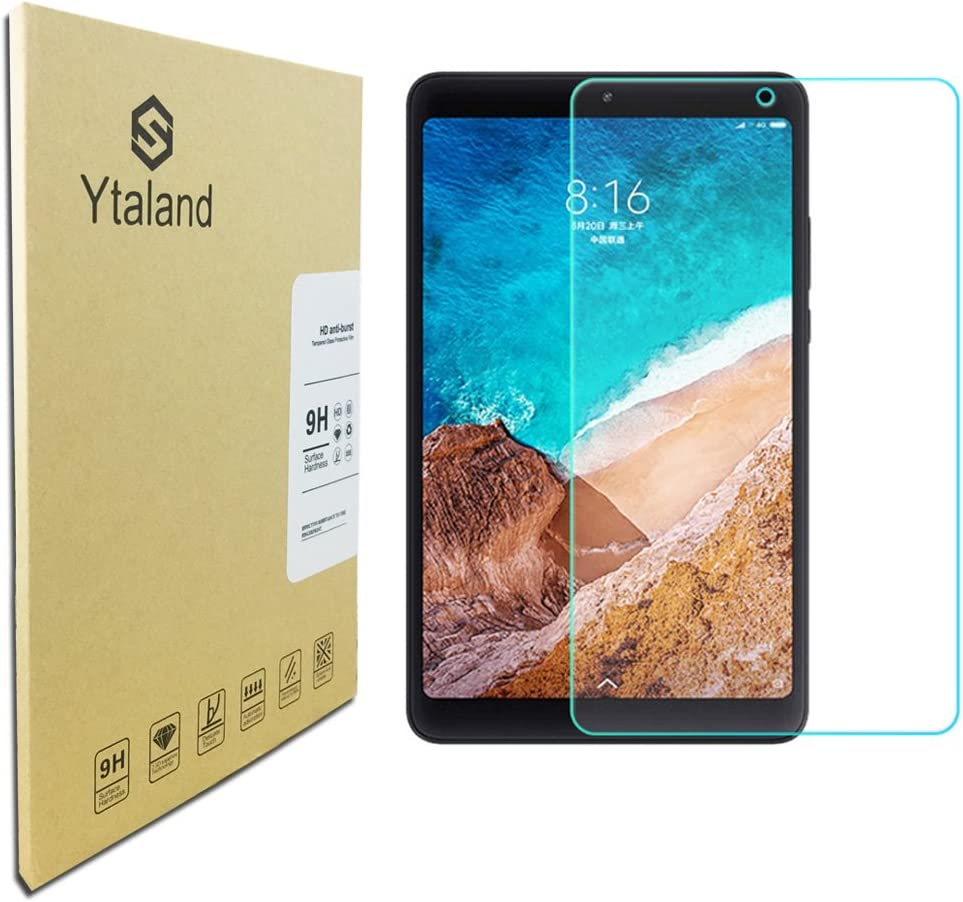 Ytaland Tempered Glass Ranking TOP15 Max 57% OFF for Xiaomi Mi Tablet Pad 8 Inch Anti-F 4