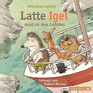 Latte Igel reist zu den Lofoten Titelbild