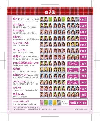 バンダイ『ドンジャラAKB48』