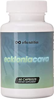 Ecklonia Cava Extract - 99% Purity - Superior to Swanson - 320mg per Daily Serving
