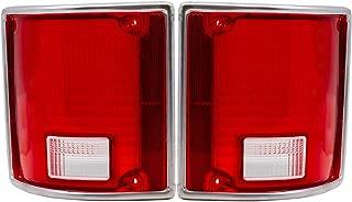 Best chevrolet k10 tail lights Reviews