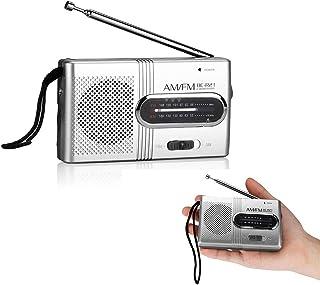 Torcia Elettrica NOAA Facibom Radio di Emergenza Autoalimentata AM//FM//WB Caricabatterie per Telefoni Cellulari: Smartphone e Dispositivi USB