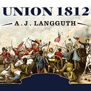 Union 1812 audiobook cover art