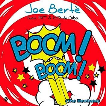 Boom Boom (The Remixes)