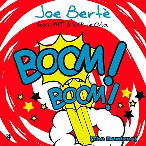Joe Berte' feat. Pee4tee & R.K.R. de Cuba