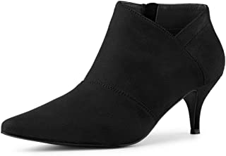 Best womens ankle boots with kitten heel Reviews
