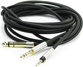 NewFantasia Replacement Audio Upgrade Cable Compatible with Bose QuietComfort 25, QuietComfort 35, QC25, QC35 II, QC35 Hea...
