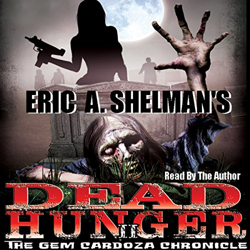 Couverture de Dead Hunger II: The Gem Cardoza Chronicle
