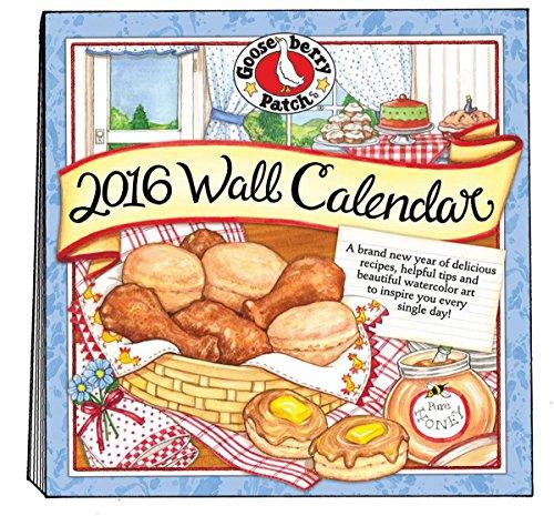 2016 Gooseberry Patch Wall Calendar (Volume 8) (Gooseberry Patch Calendars (8))