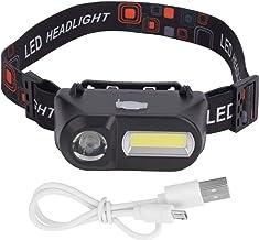 LED-lamp voor buiten multifunctionele hoofdlamp voor eenvoudig gebruik en verwijdering voor nachtvissen en fietsen