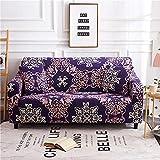 Protector de Muebles para Mascotas, Perros, Funda elástica elástica para sofá, seccional, en Forma de L, para sillón, 27_190-230cm, Funda Protectora para sofá en Forma de L