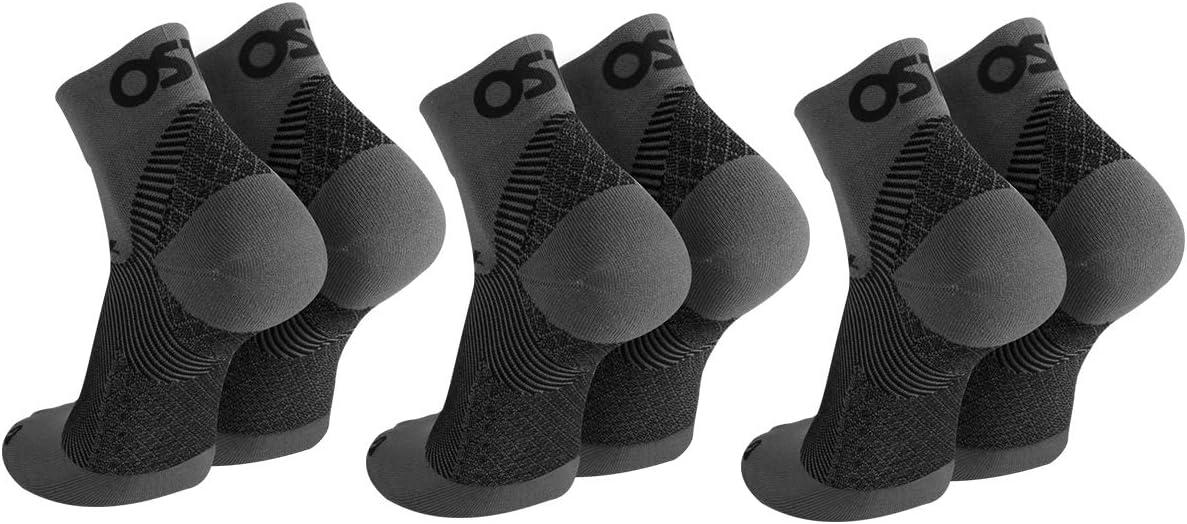 OrthoSleeve FS4 Orthotic Socks Plantar Spring new work New Orleans Mall Fasciitis Medium