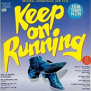 Various - Keep On Running - Original Soundtrack Zum Film - CBS - 467680 1