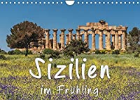 Sizilien im Fruehling (Wandkalender 2022 DIN A4 quer): Die beste Reisezeit um Sizilien zu entdecken - Der Fruehling! (Monatskalender, 14 Seiten )