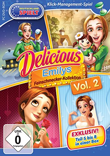 Delicious: Emily's Feinschmecker-Kollektion Vol. 2 (PC)