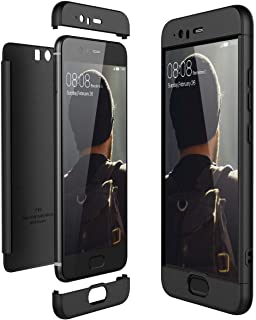 Saingace Ultra D/ünn Schutzh/ülle Flip Leder H/ülle Kratzfest Sto/ßfest Full-Body 360 Grad Case Cover Anti-Rutsch Anti-Scratch Tasche f/ür Huawei Mate 9 TM Handyh/ülle f/ür Huawei Mate 9 mit Kartenf/ächer