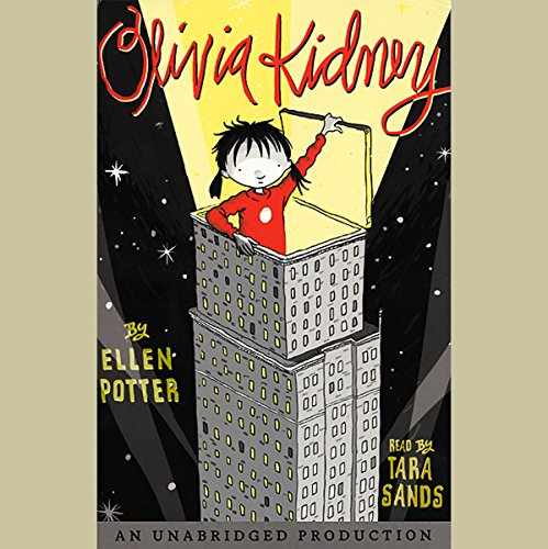 Olivia Kidney audiobook cover art