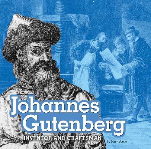 Boone, M: Johannes Gutenberg