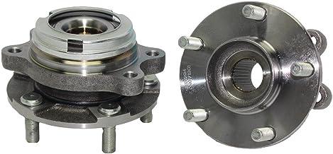 Detroit Axle 513294 – Both Front Driver & Passenger Side Complete Wheel Hub..