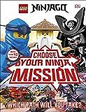 LEGO NINJAGO Choose Your Ninja Mission: With NINJAGO Jay minifigure (English Edition)
