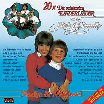 Die schönsten Kinderlieder mit der High Life Family