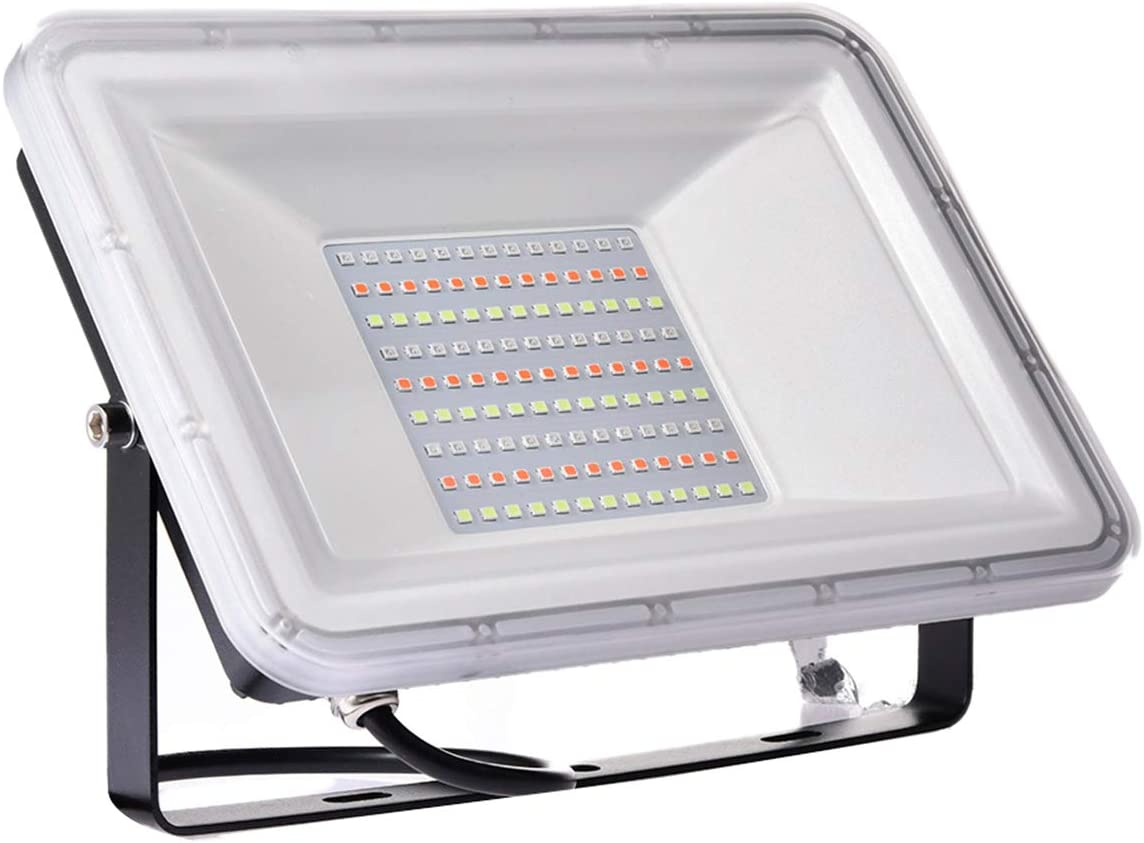GJSD RGB Floodlight 16 Colors and 4 Nashville-Davidson Mall Function Modes with O Albuquerque Mall Memory