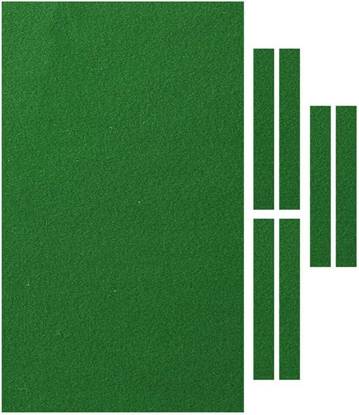 YYWJ Billiard Cloth,Professional Pool Table Cloth,Indoor Sports Game Table Cloth Billiard Snooker Cloth Felt with Cushion Cloth Strip
