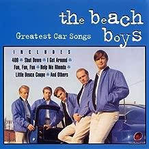 beach boys car songs
