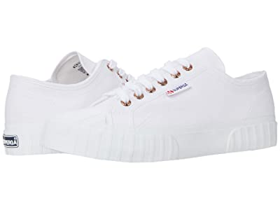 Superga 2630 Cotu (White/Rose) Women